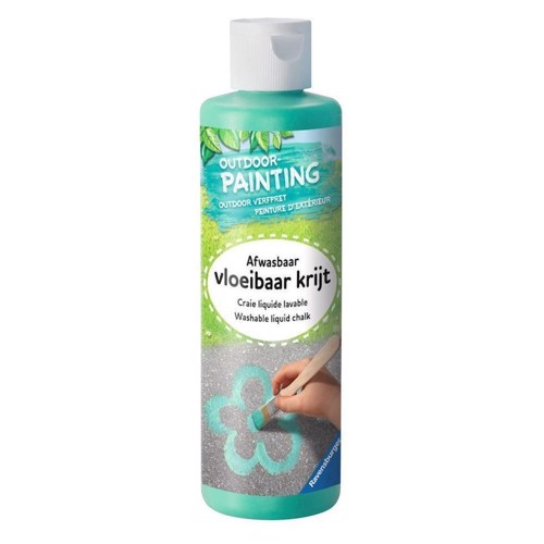 Image of   Ravensburger Bottle Outdoor Paint - Green