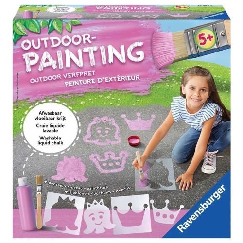 Ravensburger Outdoor Painting - Princess