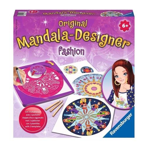 Image of Ravensburger 2 in 1 Mandala-Designer-Fashion (4005556297566)