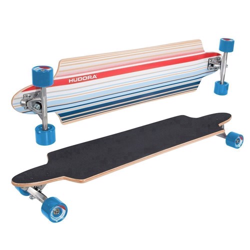 Image of   Hudora Longboard Skateboard Cardiff Reef