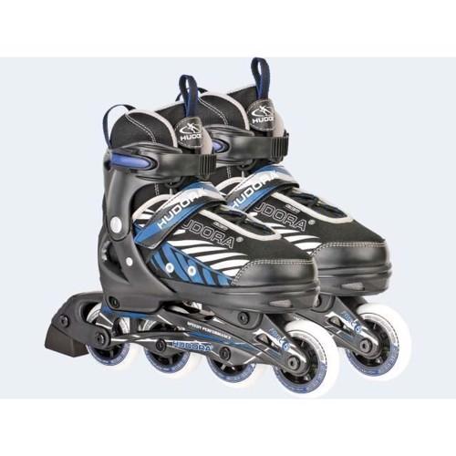 Image of Hudora rulleskøjter, Inliner Leon 29-32 PU wheels ABEC 5