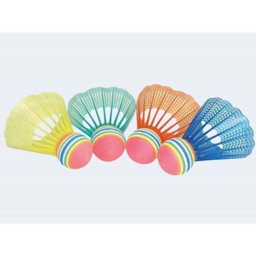 Image of 4 børne badminton bolde (4005998760475)