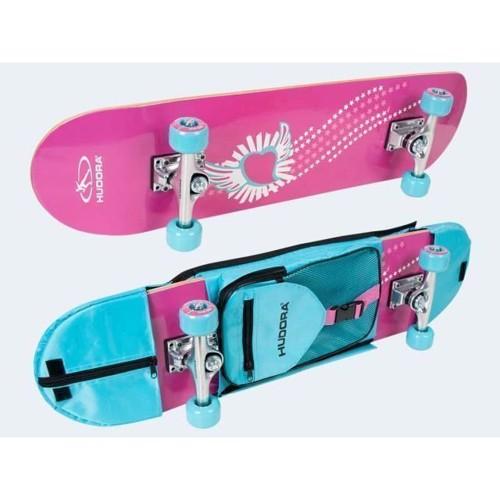 Image of   Hudora Skateboard Wonders 78cm med taske ABEC3