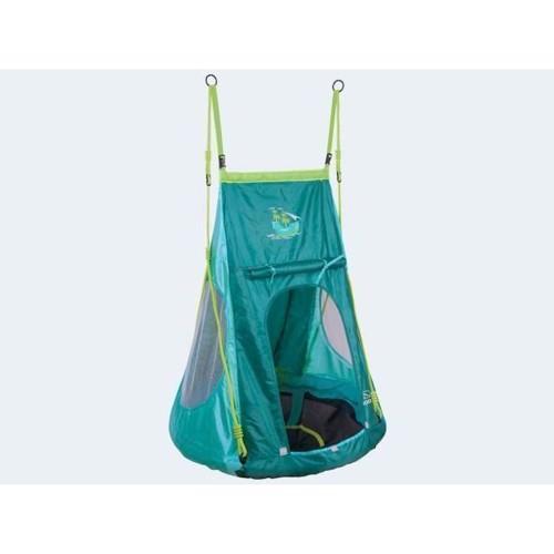 Image of Gynge med telt Pirate 90cm 100kg