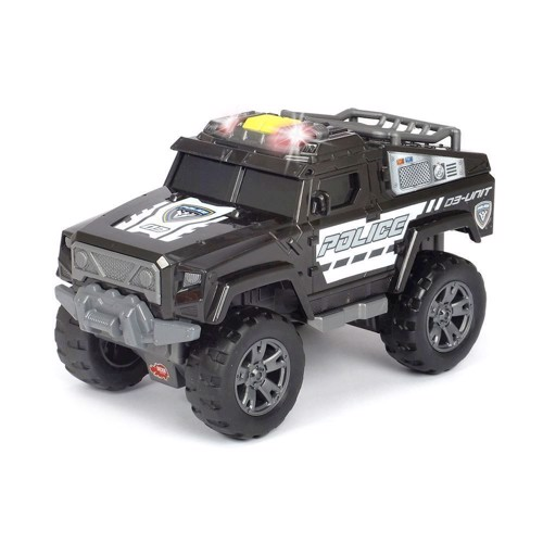 Image of Motoriseret, Politi bil (4006333008887)