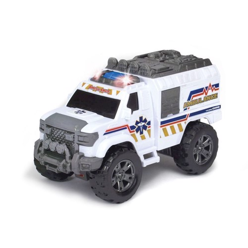Image of   Motoriseret Ambulance
