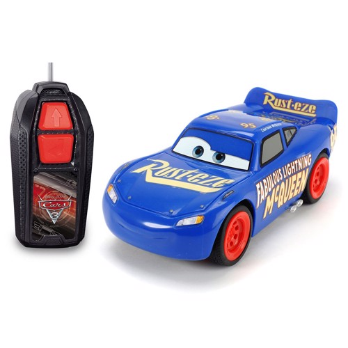 Image of   Dickie, fjernstyretbil, Cars 3 Final Race, Lynet Mqueen