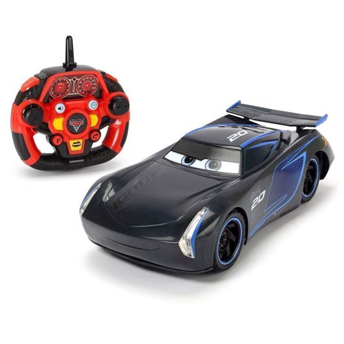 Image of   Dickie, fjernstyret bil, Cars 3 Final Race Deluxe Edition, Jackson Storm