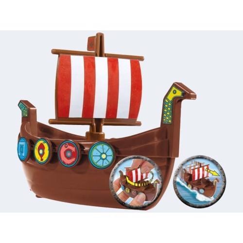 Image of   Vikinge båd Wicke 8cm