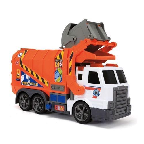 Image of   Skraldebil med lys og lyd