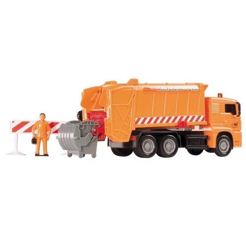 Image of   Skraldebil med tilbehør