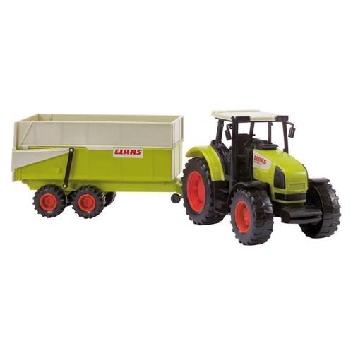 Image of Claas traktor med trailer (4006333039928)