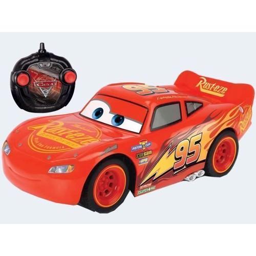 Image of   Fjernstyret bil, Cars 3 Lynet McQueen Turbo Racer