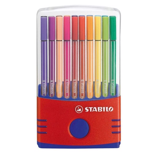 Image of Stabilo Pen 68-20 colors (4006381354462)