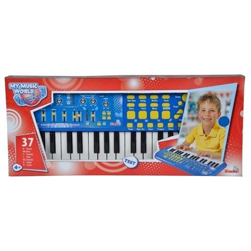 Image of My Music World, Keyboard (4006592004934)