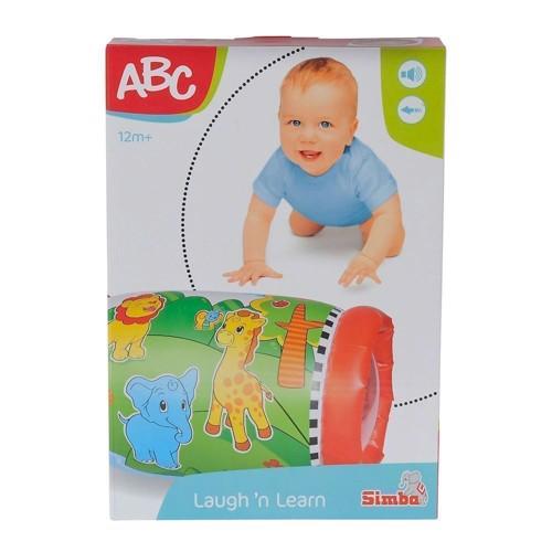 Image of   ABC kravle rulle