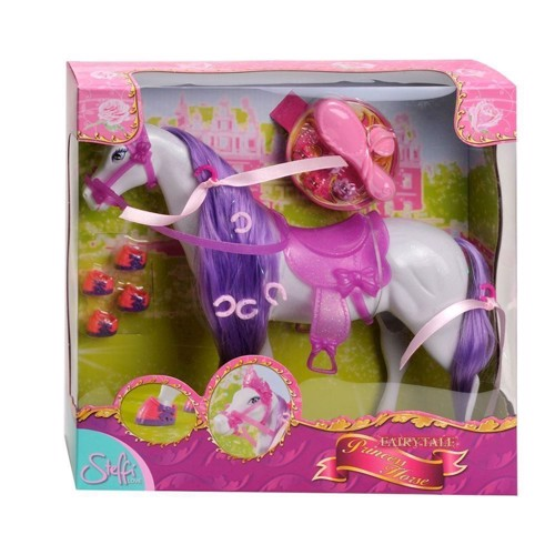 Image of   Steffi Love Princesses Horse Pink