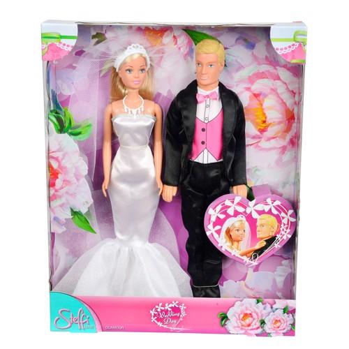 Image of   Steffi Love Wedding Day