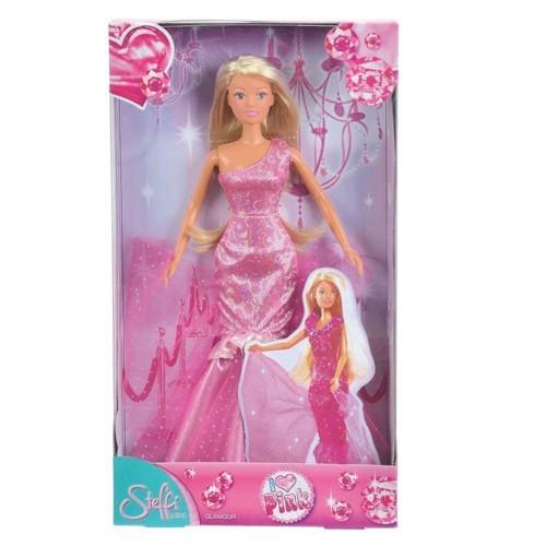 Image of Steffi Love Pink Dress (4006592524654)