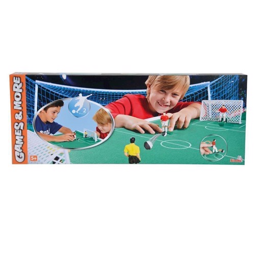 Image of   Kicker & More, fodbold spil