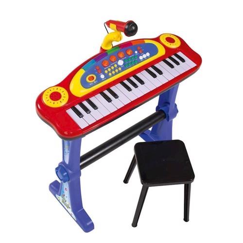 Image of My Music World, Keyboard på fod (4006592686291)