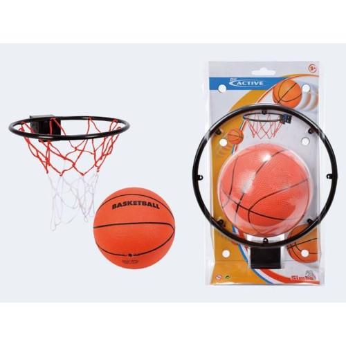 Image of   Be Active basketball stander 22cm med bold 14cm