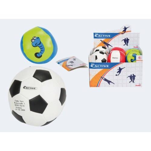 Image of   Be Active Softbold 10cm, pris er pr. stk.