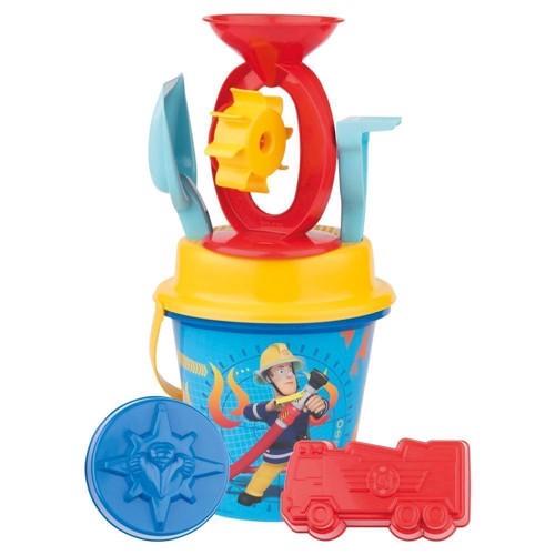 Image of   Sand legetøj med Brandmand Sam