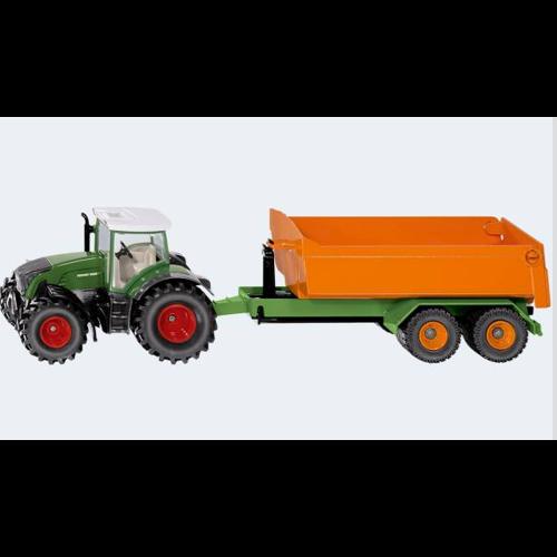 Image of   Siku Fendt traktor med trailer