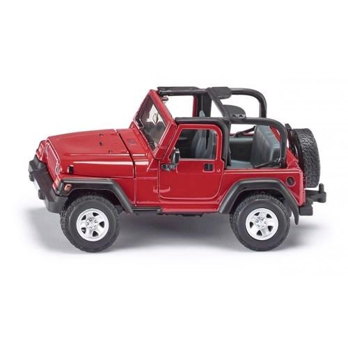 Image of SIKU 4870 Jeep Wrangler 1:32 (4006874048700)