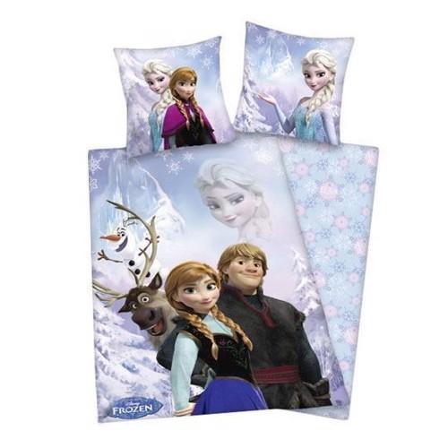 Image of   Sengetøj med Frozen