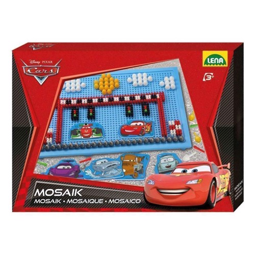 Image of   Cars Mosaik