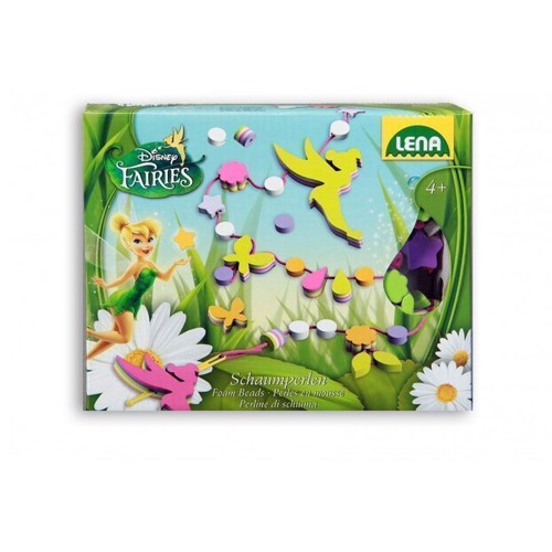 Image of   Disney Fairies, skum perlesmykker