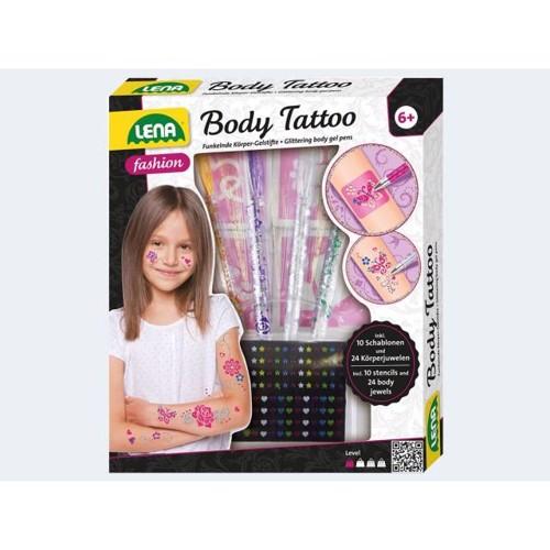 Image of   Lena Body Tattoo