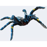 Bully Blue ornamental bird spider 10cm