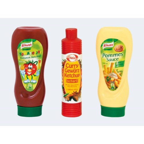 Image of   legetøjsmad, Ketchup / Mayo
