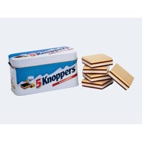 5 Knoppers, legemad