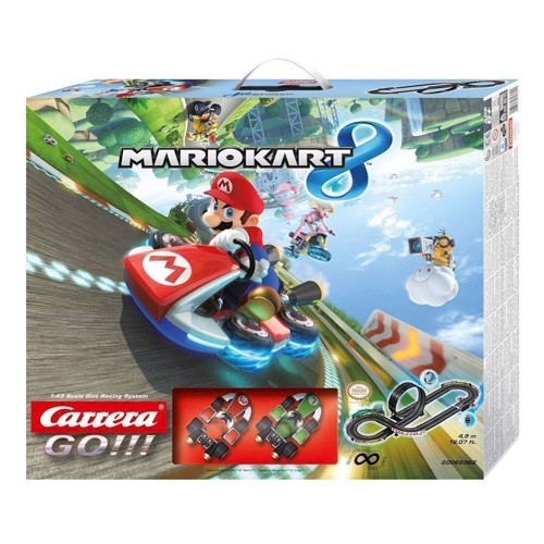 Image of   Carrera GO!!! Racerbane - Mario Kart 8