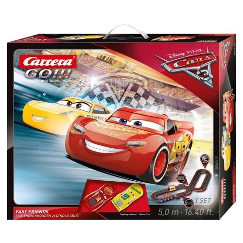 Image of   Carrera GO !!! Racerbane, Cars 3 Fast Friends