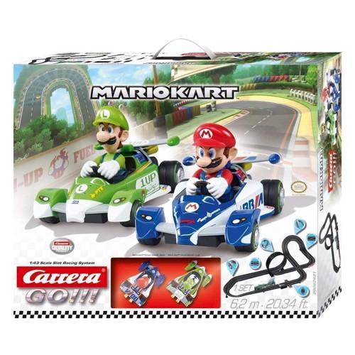 Image of Carrera GO Racerbane - Mario Kart (4007486624313)