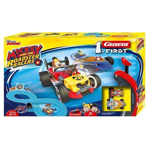 Image of   Carrera min første racerbane, Mickey Roadster Racers