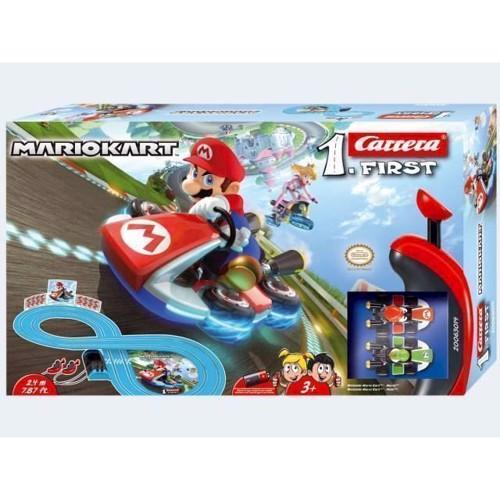 Image of   Carrera GO racerbane 2,4m, Mario Kart