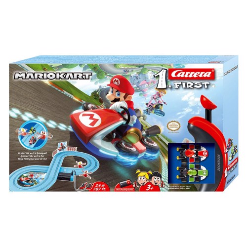 Image of Carrera First Race Course Mario Kart (4007486630260)