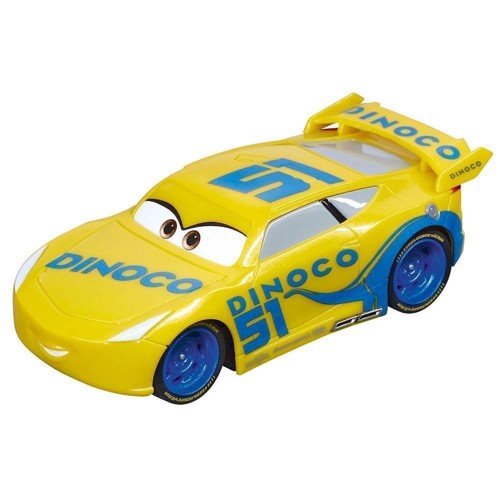 Image of   Carrera GO racerbil, Cars 3 Cruz Ramirez