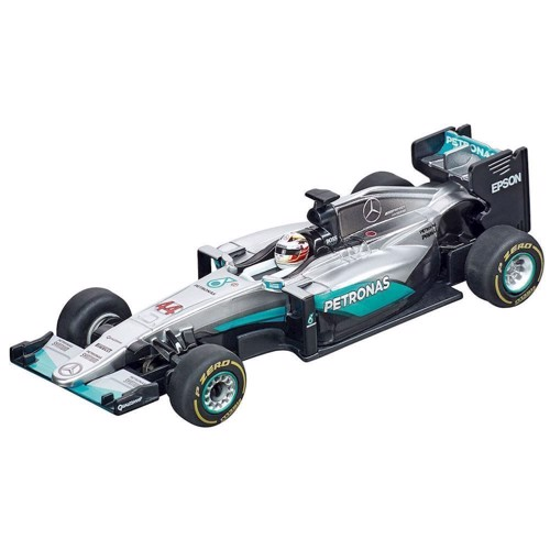 Image of   Carrera GO racerbil, Mercedes F1 W07 L.Hamilton No44