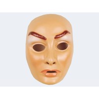 Mask young woman f adult