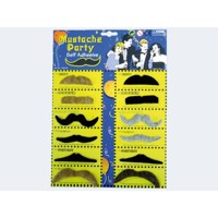 Mustache 12f a.Kte. Different shapes