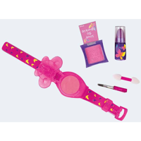 Barbie butterfly watch makeup set
