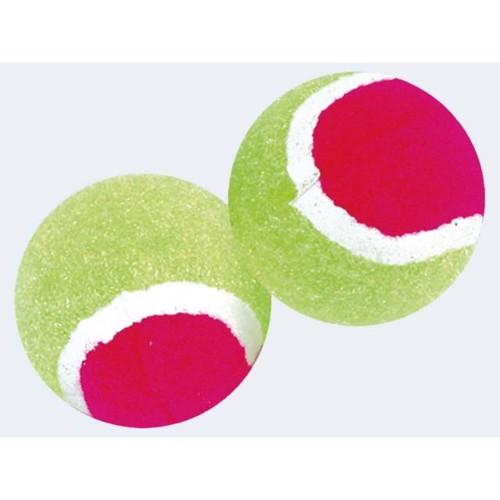 Image of   2 tennisbolde 5cm