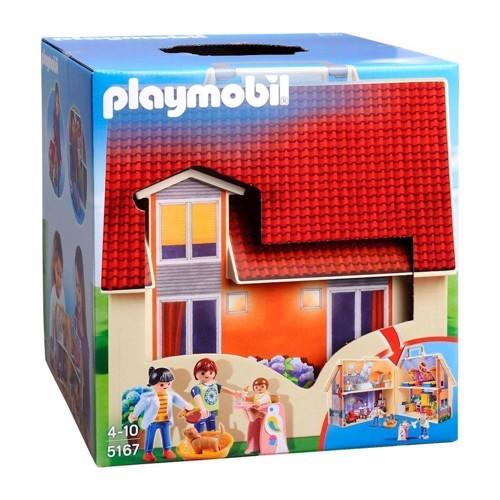 Image of Playmobil 5167 Dukkehus Til At Tage Med